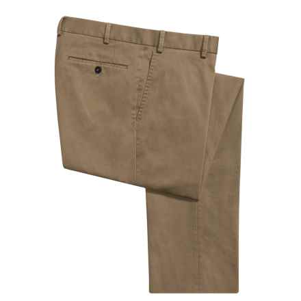Hiltl Dean Pants (For Men) in Sand - Closeouts