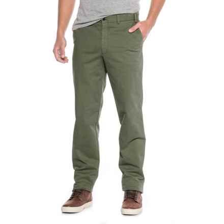 Hiltl Dero Chino Pants (For Men) in Hunter Green - Closeouts