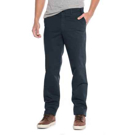 Hiltl Dero Chino Pants (For Men) in Navy - Closeouts