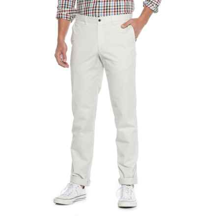 Hiltl Dero Chino Pants (For Men) in Stone - Closeouts
