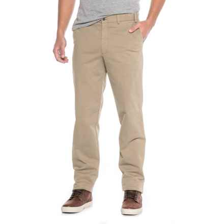 Hiltl Dero Chino Pants (For Men) in Tan - Closeouts