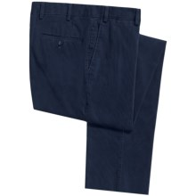 Hiltl Doyle Bedford Cord Pants (For Men) in Navy - Closeouts