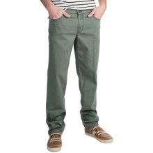 Hiltl Dude Chino Nobile Pants (For Men) in Sage - Closeouts