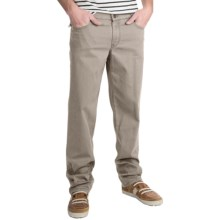 Hiltl Dude Chino Nobile Pants (For Men) in Stone - Closeouts