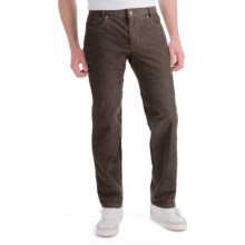 Hiltl Dude Fade Out Corduroy Pants - 5-Pocket (For Men) in Brown - Closeouts