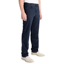 Hiltl John Inch Pants - Contemporary Fit (For Men) in Dark Blue - Closeouts