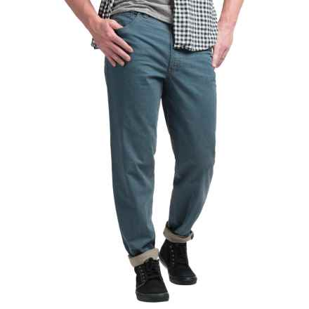 Hiltl John Urban Sports Jeans - Straight Leg (For Men) in Blue - Closeouts