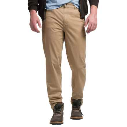 Hiltl John Urban Sports Jeans - Straight Leg (For Men) in Brown Beige - Closeouts