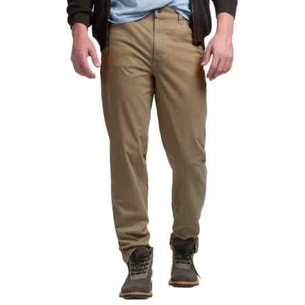 Hiltl John Urban Sports Jeans - Straight Leg (For Men) in Light Brown - Closeouts