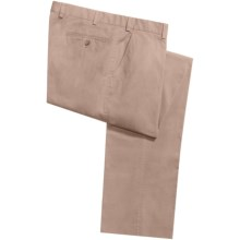 Hiltl Napa Pants - Stretch Cotton (For Men) in Beige - Closeouts
