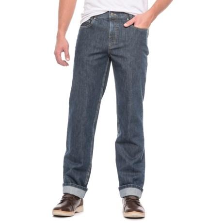 Hiltl Noah Classic Fit Jeans (For Men) in Dark Blue