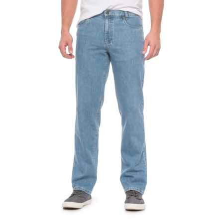 Hiltl Noah Classic Fit Jeans (For Men) in Light Blue - Closeouts