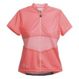 Hincapie Elegante Cycling Jersey - UPF 30+, Short Sleeve (For Women)