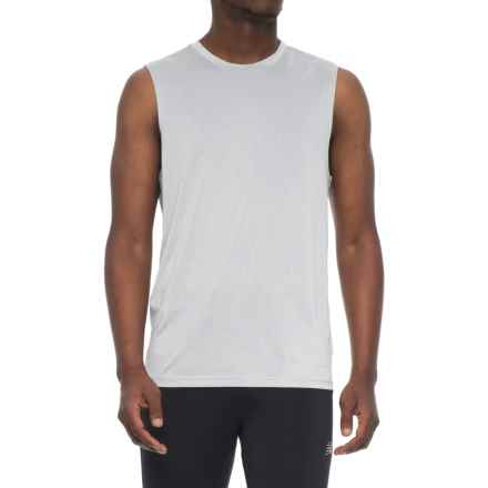 Hind Body Map Tank Top (For Men) in Sidewalk - Closeouts