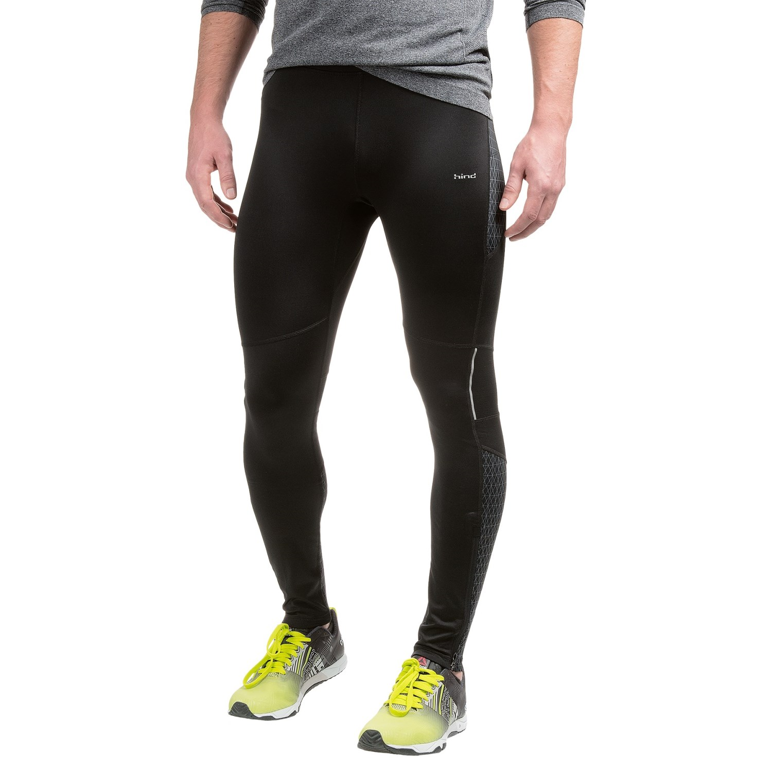 hind compression running tights for men save 50