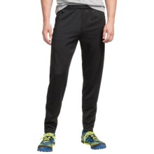 Hind Elite Slim Fit Running Pants (For Men) in Rich Black - Closeouts