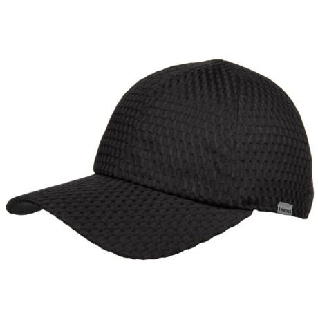 Hind Large Mesh Baller Zoom Baseball Cap (For Men) in Black