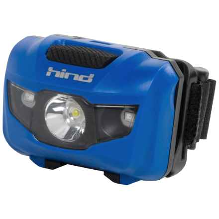 Hind LED Helmet Light in Dark Royal - Closeouts