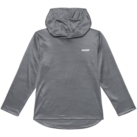 Hind Moisture-Wicking Hoodie (For Big Boys) in Grey Heather