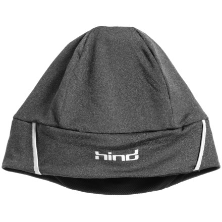 94d7a3f517b Hind Reflective Binding Beanie (For Men) in Black - Closeouts