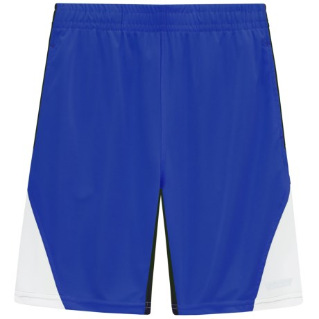 Hind Shorts with Pieced Side Panel (For Big Boys) in Blue/Black/White
