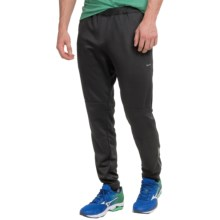 Hind Slim Fit Running Pants (For Men) in Rich Black - Closeouts