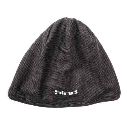 Hind Stretch Fleece Beanie (For Men) in Gray - Closeouts 223092172cdd