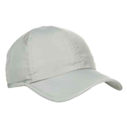 Hind Wind Mesh Insert Running Cap (For Men) in Gray - Closeouts