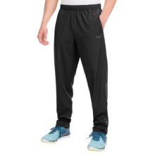 Hind Woven Stretch Running Pants (For Men) in Black/Anthracite - Closeouts