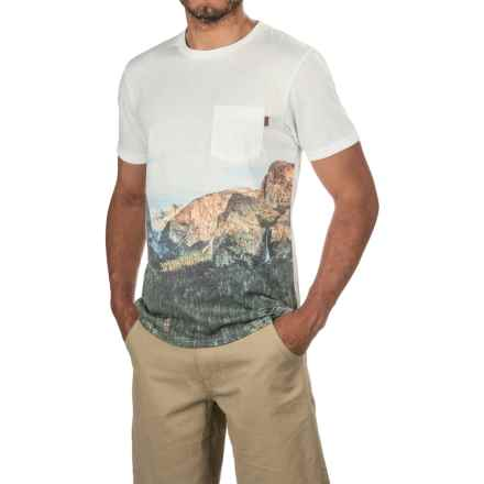 HippyTree Granite T-Shirt - Short Sleeve (For Men) in White - Closeouts