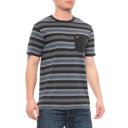 HippyTree Heather Black Dayton T-Shirt - Short Sleeve (For Men) in Heather 92b6cf229804