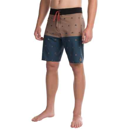 HippyTree Legend Swim Trunks (For Men) in Blue - Closeouts