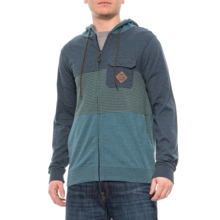 ab32d9925e2db HippyTree Redondo Hoodie (For Men) in Heather Blue - Closeouts