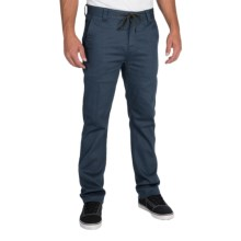 HippyTree Scout Pants - Bedford Cord (For Men) in Indigo - Closeouts