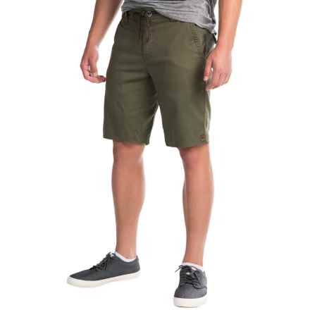 HippyTree Scout Shorts (For Men) in Military - Closeouts