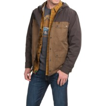 Hippytree Sparrow Jacket (For Men) in Black - Closeouts