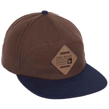 HippyTree Switchback Hat (For Men) in Brown - Closeouts