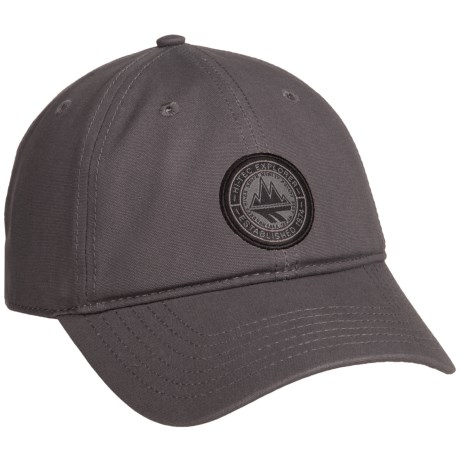 9c791807cad HiTec Explorer Mini-Patch Baseball Cap (For Men) in Charcoal