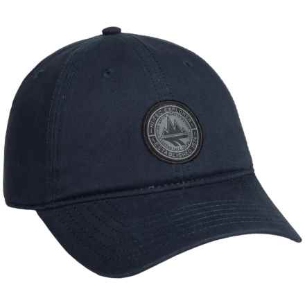 HiTec Explorer Mini-Patch Baseball Cap (For Men) in Navy - Closeouts