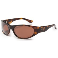 Hobie Coastal Sunglasses - Polarized in Shiny Tortoise/Copper - Closeouts