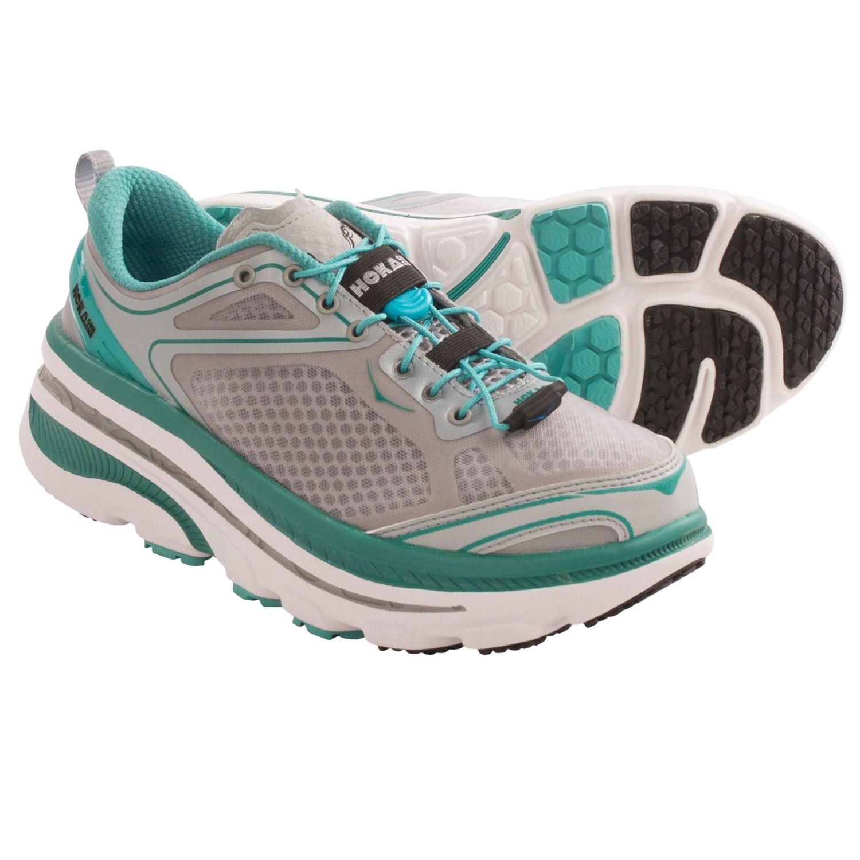 Women U0027s Neutral Cushioned Running Shoes ~ Hoka One One Bondi 3