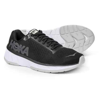 Hoka One One Cavu Training Shoes (For Men) in Black/White - Closeouts