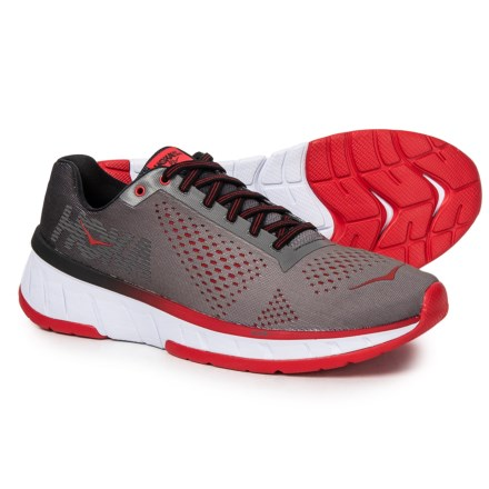 6e3c36104b5d Hoka One One Cavu Training Shoes (For Men) in Charcoal Black - Closeouts
