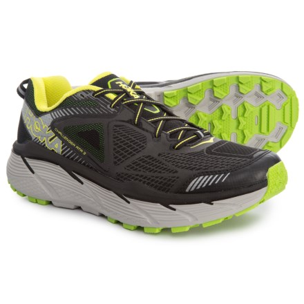 723578bc5556 Hoka One One Challenger ATR 3 Trail Running Shoes (For Men) in Black