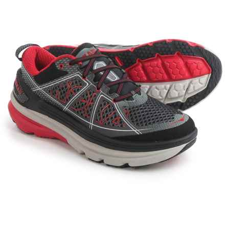 Hoka One One Constant 2 Running Shoes (For Men) in Black/Grey - Closeouts