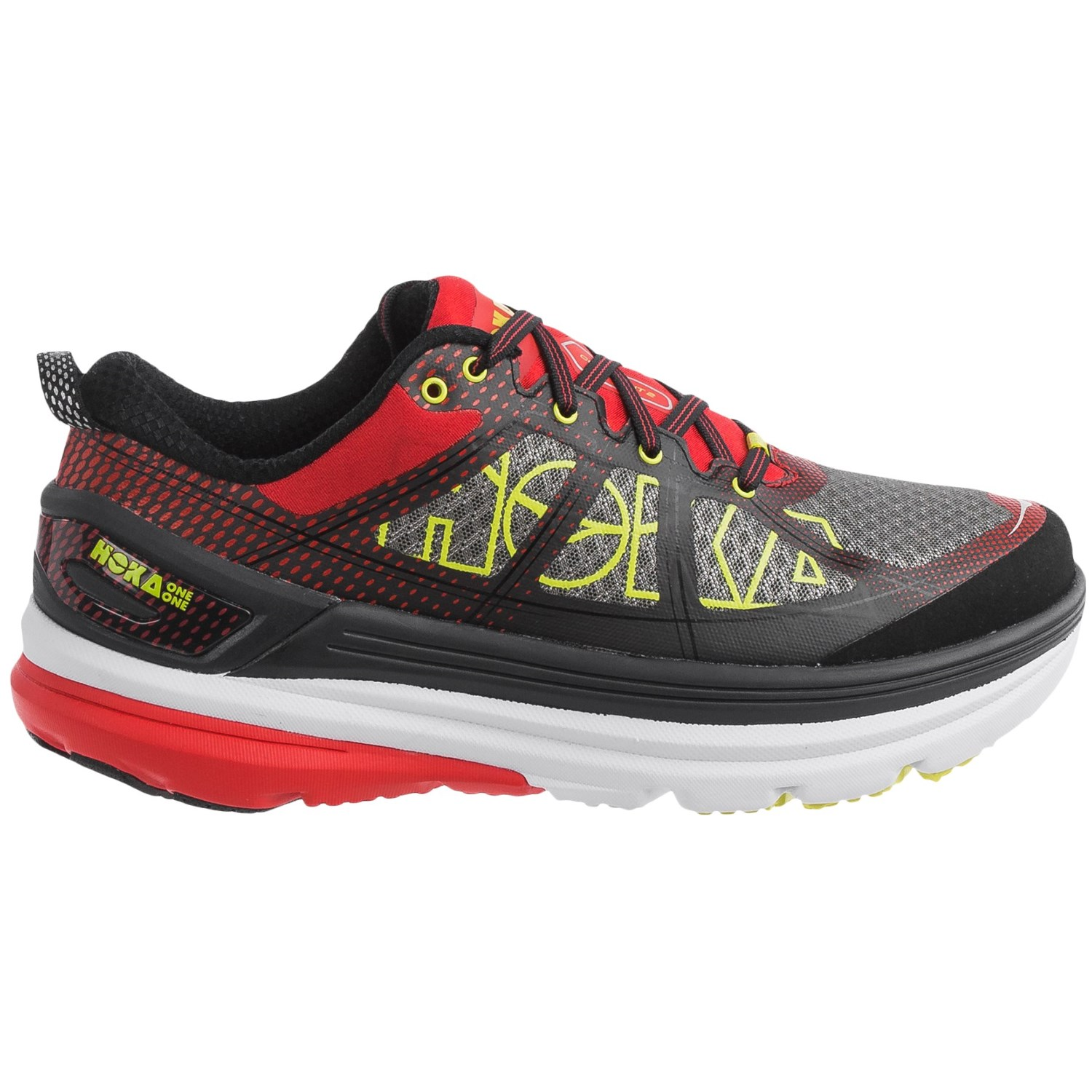 HOKA shoes for trail, road and mountain running for ultra runners. One year warranty with free and fast delivery from Ultramarathon Running Store.
