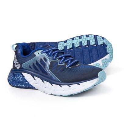71c8a0aaa98c5 Hoka One One Gaviota Trail Running Shoes (For Women) in Blueprint Surf The