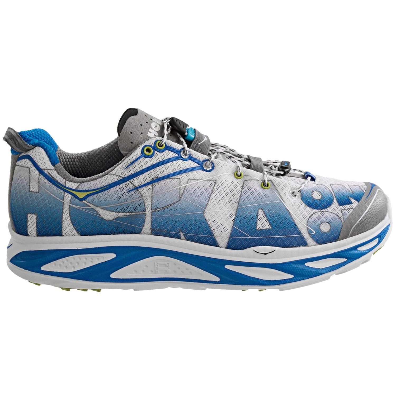 Hoka One One Huaka Running Shoes (For Men) 8430Y - Save 46%