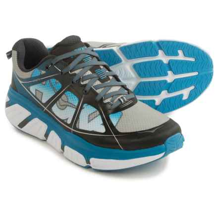 Hoka One One Infinite Running Shoes (For Men) in Blue Graphite/French Blue - Closeouts