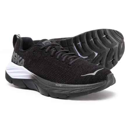 Hoka One One Mach FN Running Shoes (For Women) in Black/Nine Iron - Closeouts